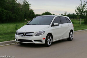 2013 Mercedes-Benz B-Class Hatchback (UPGRADE PKG)