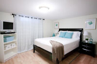 Modern Designer Furnished 3BR Suite - Sept 1 - UBC/VGH