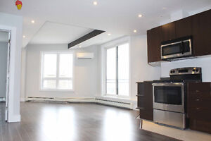 FREE February Rent - 1bdrm incls heat/Hot-water/parking/curtains