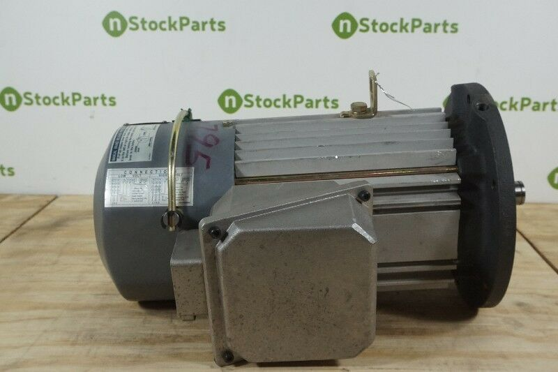 1HP 1800RPM - SUMITOMO TC-FV-FB-2A NSMD - 1 HP ELECTRIC MOTOR 1755 RPM 80M TEFC