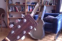 Guitare acoustique Simon & Patrick Luthier