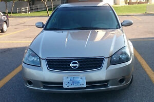2005 Nissan Altima S Sedan