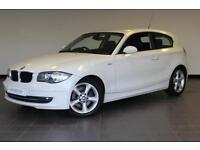 2007 BMW 1 SERIES 123D SE HATCHBACK DIESEL