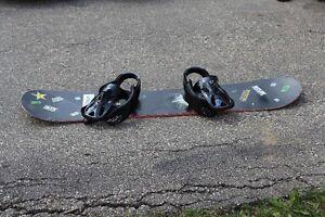 Beginner Snowboard Package