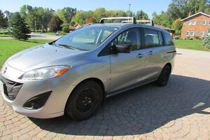 2012  Mazda5 GS Minivan Safetied and e-tested