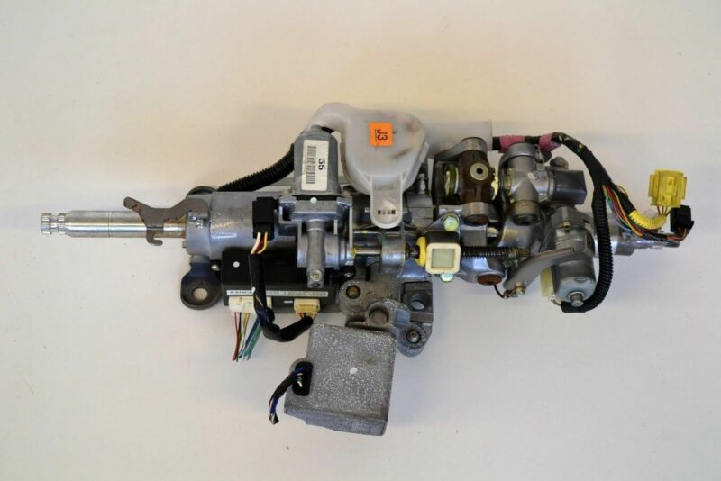 LEXUS GS 300 2007 RHD STEERING COLUMN + TILT MULTIPLEX CONTROL UNIT 89227-30020