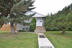 CLEAN 2 BDRM Basement suite in Avonmore - close to Whyte