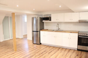 Brand New Basement Apartment for Lease
