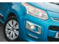 2013 Citroen C3 Picasso 1.6 VTi 16V Exclusive 5dr Auto Estate Petrol Automatic