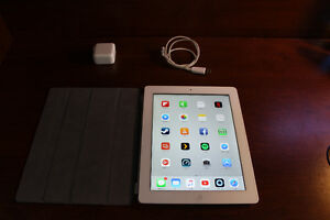 "Apple iPad (4th Gen) 16GB 9.7"" Retina with Smart Cover"
