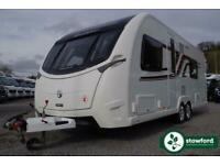 Swift Elegance 630, 2015, 4 Berth, Touring Caravan
