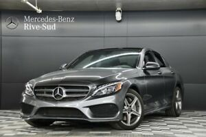 2018 Mercedes Benz C300 4MATIC Sedan