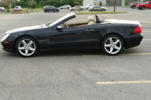 2006 Mercedes SL500 convertible Comme Neuf / 14 000 km