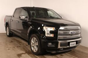 Ford F-150 Platinum SuperCrew 2016