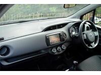 2016 Toyota Yaris Design Bi-Tone 1.3 VVTI Man 5dr Petrol red Manual