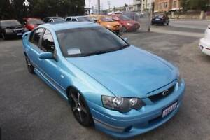 2005 Ford Falcon XR6 MKII Manual Sedan +  3 YEAR WARRANTY Beaconsfield Fremantle Area Preview
