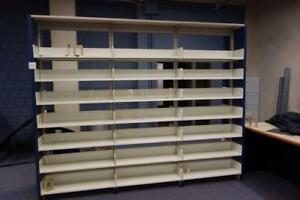 Metal Shelving, Storage Shelving, Parts Shelving