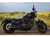 Yamaha XVS950 **Remus Exhaust, Low Mileage, Excellent Condition**