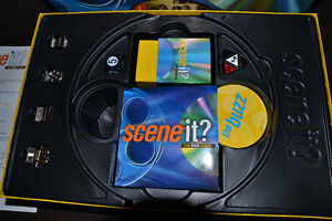 "Nearly New MOVIE TRIVIA DVD format game ""Scene It""+ booster pack Oakville / Halton Region Toronto (GTA) image 3"
