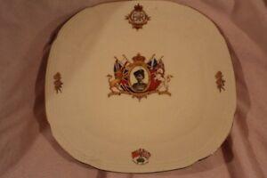 1950's Queen Elizabeth plate