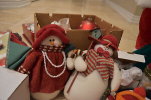 Lot of Christmas Decoration- Various Used Items Oakville / Halton Region Toronto (GTA) image 4