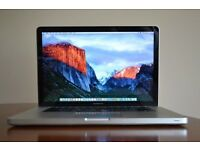 "MacBook Pro 15"" | i5 Core | 4GB RAM | 320GB HD | Will also swap"