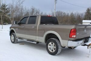 2010 Dodge Power Ram 2500 laramie Pickup Truck Diesel 4x4