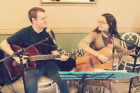 Live Wedding Music + Audio Equipment Rentals