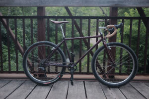 1993 s works MTB with drop bar