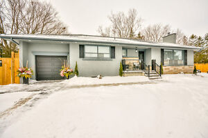 Gorgeous Newly Renovated Bungalow in Southwest Oakville!