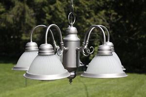 5 light kitchen/dining room chandelier