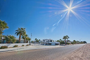 Due to health for Sale or Rent Park Model Blythe California