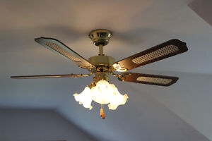 42in. 3 speed ceiling fan