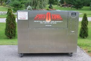 Mobile Sport O Zone Equipment and Cargo Trailer for Sale