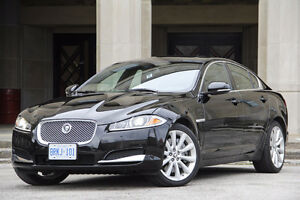 2014 Jaguar XF 3.0 SUPERCHARGE AWD Sedan