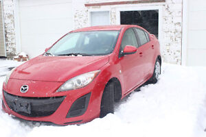 2010 Mazda Mazda3 Familiale