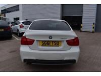 2011 61 BMW 3 SERIES 2.0 318D SPORT PLUS EDITION