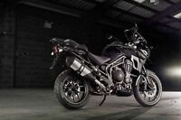 2016 Triumph Tiger Explorer XR