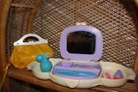 Fisher Price Vanity and Purse