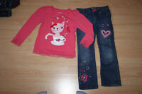 GAP / Gymboree  size 4-5