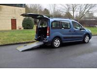 2013 Citroen Berlingo WAV wheelchair accessible car, disabled car, WAV