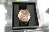 Fossil CH-2793 Flight Stainless Steel Rose Gold Ladies Watch Winnipeg Manitoba Preview