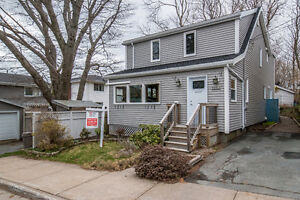 Beautiful 4 bedroom home in the heart of South End Halifax!