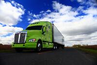 Truck driver long haul