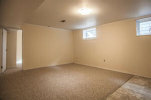 2 Bedroom basement suite - 15 minute walk from U of S