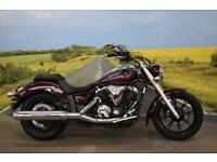 Yamaha XVS950A Midnight Star **Running Boards, Optimate Cable, Low Mileage**