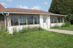 Huge 2 Bdrm Bungalow in Country