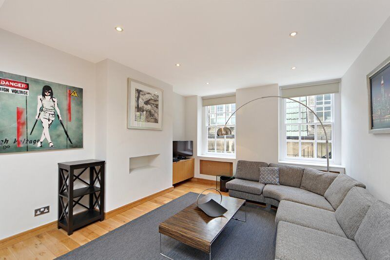 MODERN TWO BEDROOM FLAT IN MARYLEBONE *** PORTERED BLOCK WITH LIFT ***