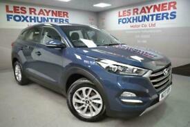 2017 Hyundai Tucson 1.7 CRDI SE NAV BLUE DRIVE 5d 114 BHP Estate Diesel Manual