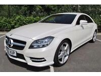 2012 62 MERCEDES-BENZ CLS CLASS 3.0 CLS350 CDI SPORT AMG 4DR AUTO DIESEL